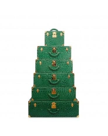 Costa Smeralda suitcases