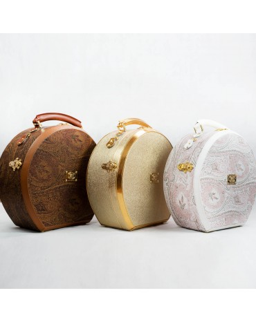 Verona Hat Box